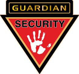 Logo Guardian Security